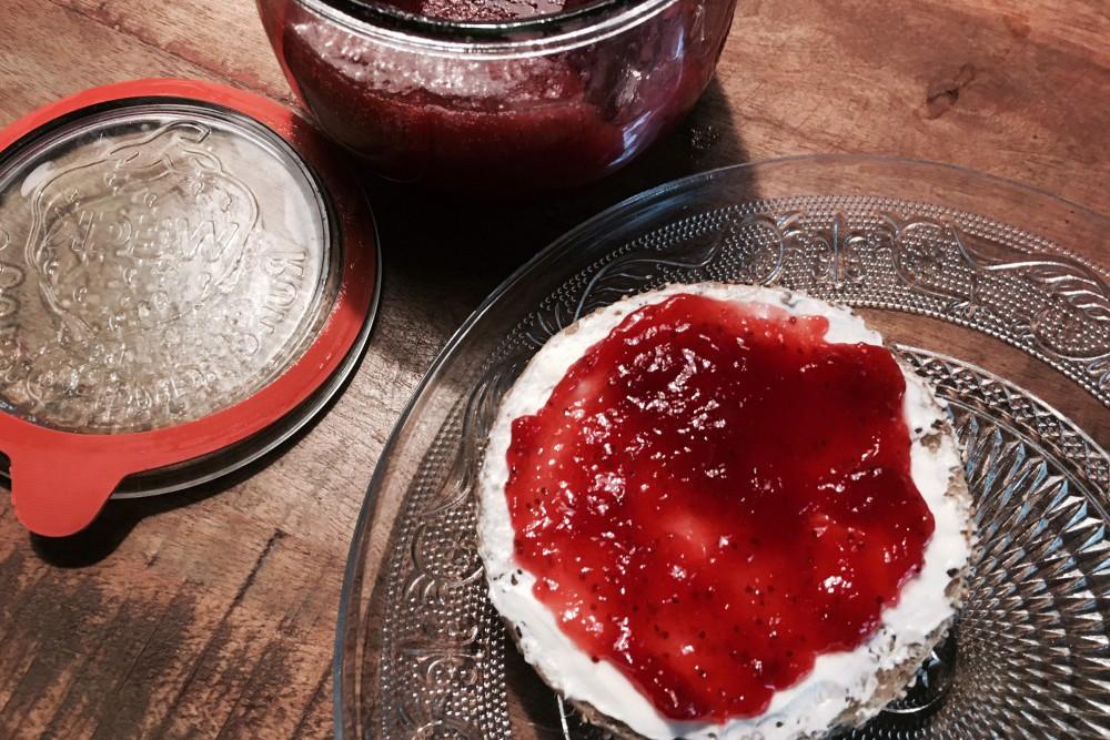 Erdbeere-Grapefruit-Marmelade