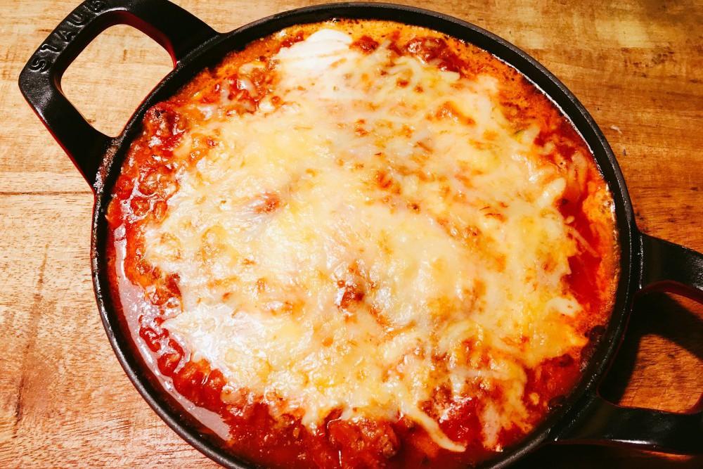 Die perfekte Low Carb Lasagne