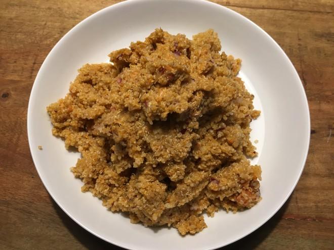 Quinoa Bällchen