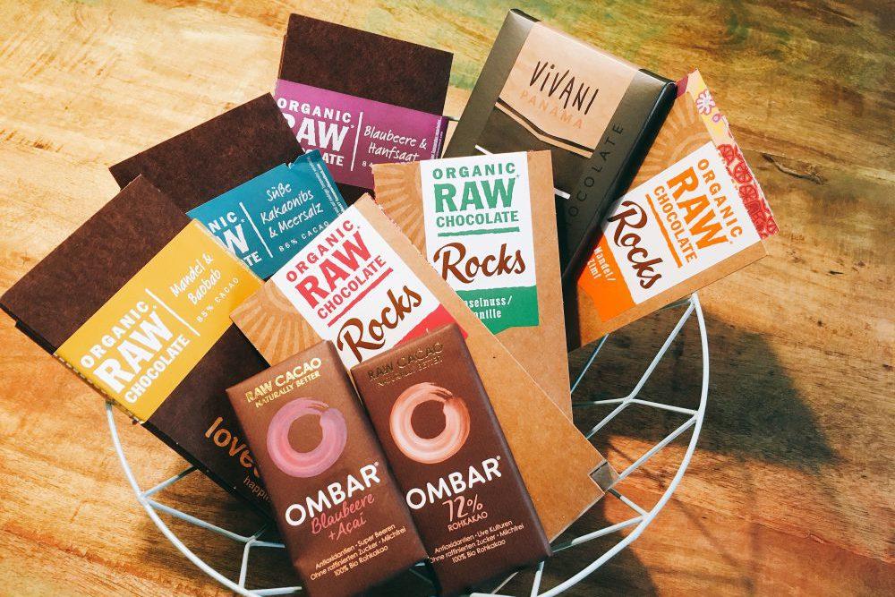 Love Chock und Vivani: Zuckerfreie Schokolade im Test